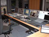 Regietechnik Plenarsaal / AV Control of Main Hall