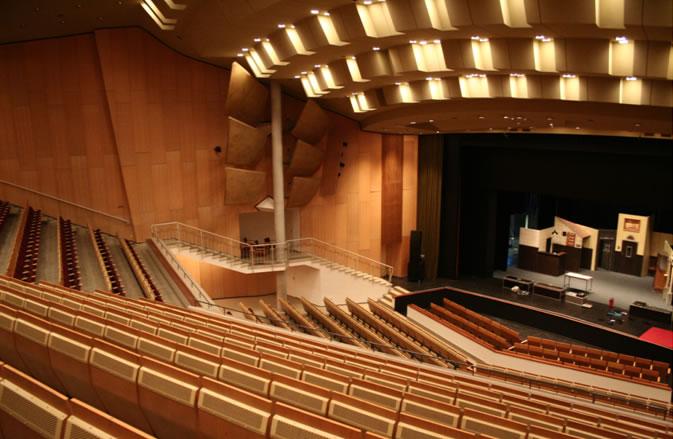 Ada Acoustics Media Consultants Gmbh Scharoun Theater Wolfsburg
