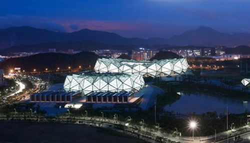 Shezhen Universiade Sports Centre, China