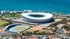 Greenpoint Stadion in Kapstadt / Gerrenpoint Stadium in Cape town